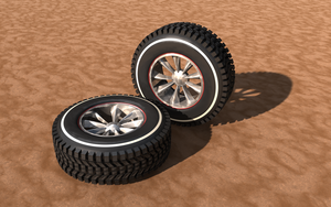 Rally tires by danielkrull