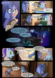 The Origins of Hollow Shades- Page 85 by LunarCakez