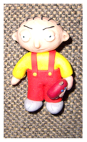 Stewie Griffin by DelusionsOfHolbert