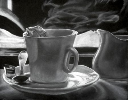 Cup of Tea by LadyLore3