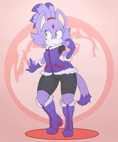 Blaze Outfits by sonicboom53