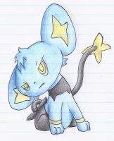 Shinx Reg. by piratedragon0402