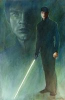 Luke Skywalker by DevilBot