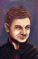 Hawkeye by pandatails