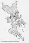 Commission - Nightwing and Red Robin