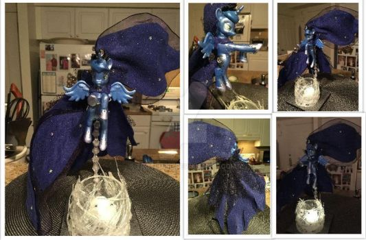 Luna, Ghost of Hearth's Warming Future by TexacoPokerKitty