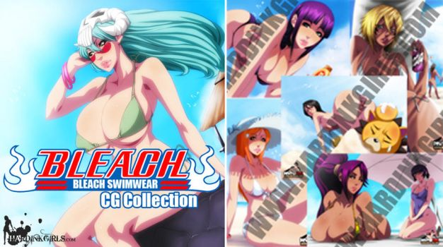 Bleach CG Collection by cyberunique