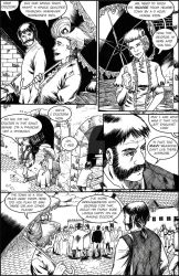 Life-Time #1 Pg 29 by Alf-Alpha