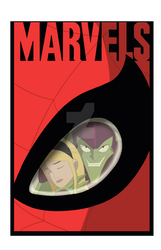 Marvels 4 Spectacular Spider-man Style