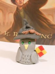 HP owl by BlueRoseGuardian