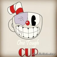 Recreated the Cuphead shirt design! by LucasTheMotherArtist