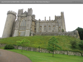 PNG STOCK: Castle (England) 2 by MAKY-OREL