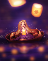 Tangled by Getanimated