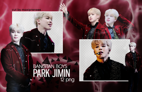 Jimin (BTS) Png Pack#2 By Maxiprenses by Maxiprenses