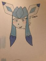 Eye style and colouring test (description) by Glacie-the-Glaceon