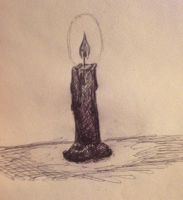 Candle  by swiftcross