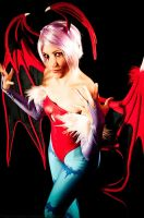 Lilith Darkstalkers by melissa-andrade