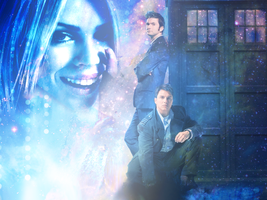 Doctor Who Wallpaper by Carly23
