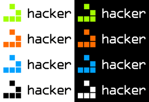 Hacker Emblem Reloaded by FutureMillennium