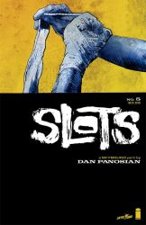 SLOTS #5 Cover by urban-barbarian