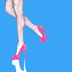 Pink Stilettos by Erisservant