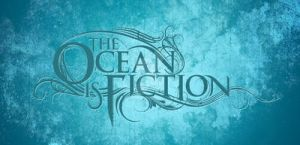 The Ocean is Fiction blue 1 by chrisahorst