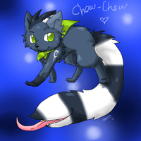 .: Request - Chew Chew :. by RoxasLover-KH2