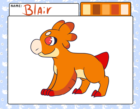 Blair the Wyngro by Reicarus