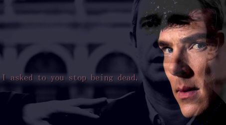 Sherlock_ The Game is Back on by HedgehogBaggins