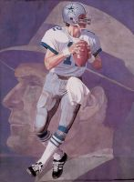 Legacy - Staubach/Landry by MSCampbell