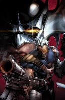 X-Force 15 cover by HeyCat