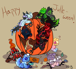Jolleween Ych - CLOSED - Finished! by DeviouslyDoomed
