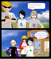[MMD] Homestuck Kids {DL in description} by IamDEFINITIONofCRAZY