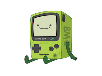 Nintendo BMO (T-Shirt Available!) by R3D-X7