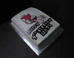 Captain Underpants Cake by cake-engineering