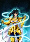 Eirr: the Gold Saint of Cancer by RikaChan3