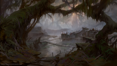 Swamp by SidharthChaturvedi