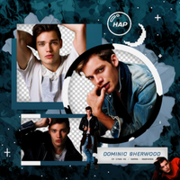 Pack Png 406 - Dominic Sherwood by BEAPANDA