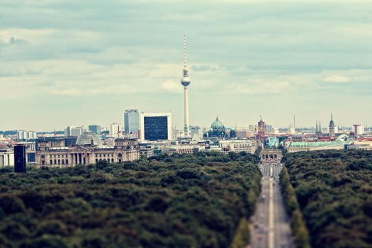 Berlin City by ilsebydtm