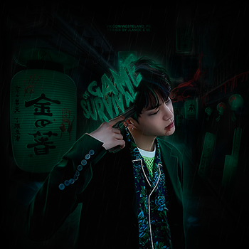 Suga from BTS / Game of Survival by designML