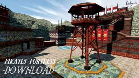 Pirates' Fortress [MMD] DL by JuleHyrule