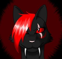 Bloodpelt Portrait by SavannaEGoth