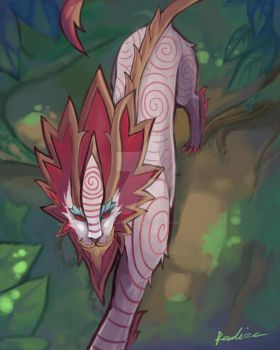 Character Design : Grisorsinha by Realize2Heart