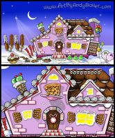 Candy House by Art-by-Andy