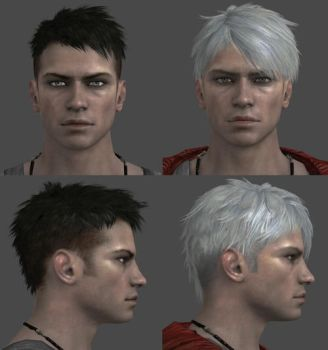 Devil may cry on white shrine deviantart devil may cry voltagebd Images