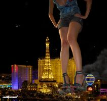 On the Strip by Nikemd