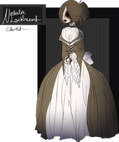 Ref|Natalie Lockheart by Claw-kit