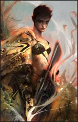 FURIOSA! : YouTube by rossdraws