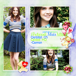 +Photopack Maia Mitchell L P by iSparksOfLies