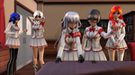 [MMD] Council Members by MAEB136